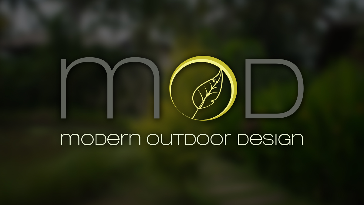 Modern Outdoor Design